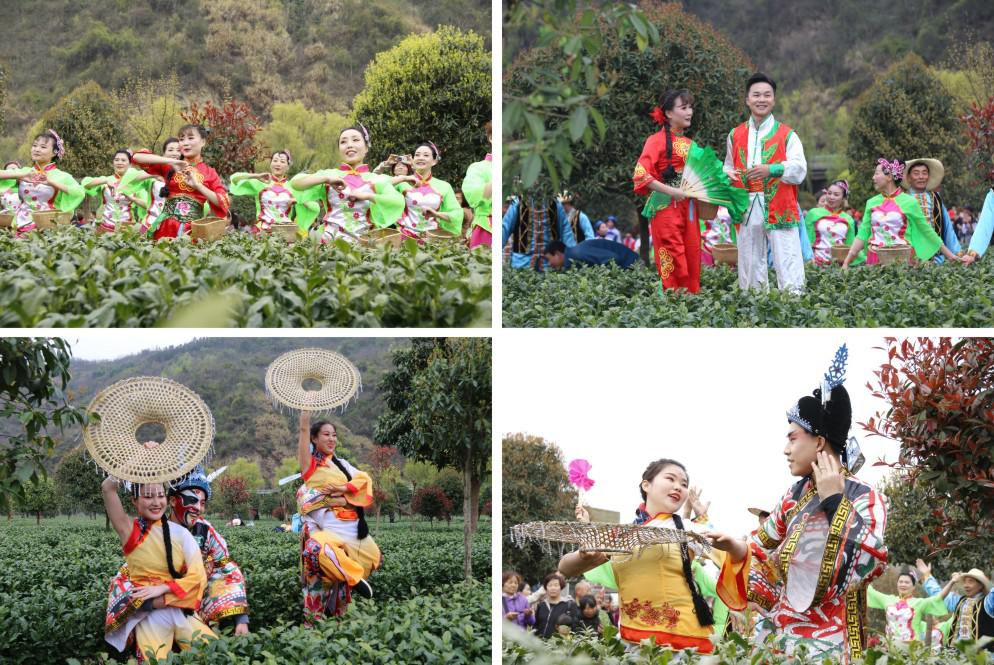 """2019中国·平利""""茶之旅""""文化旅游节盛大开幕"""