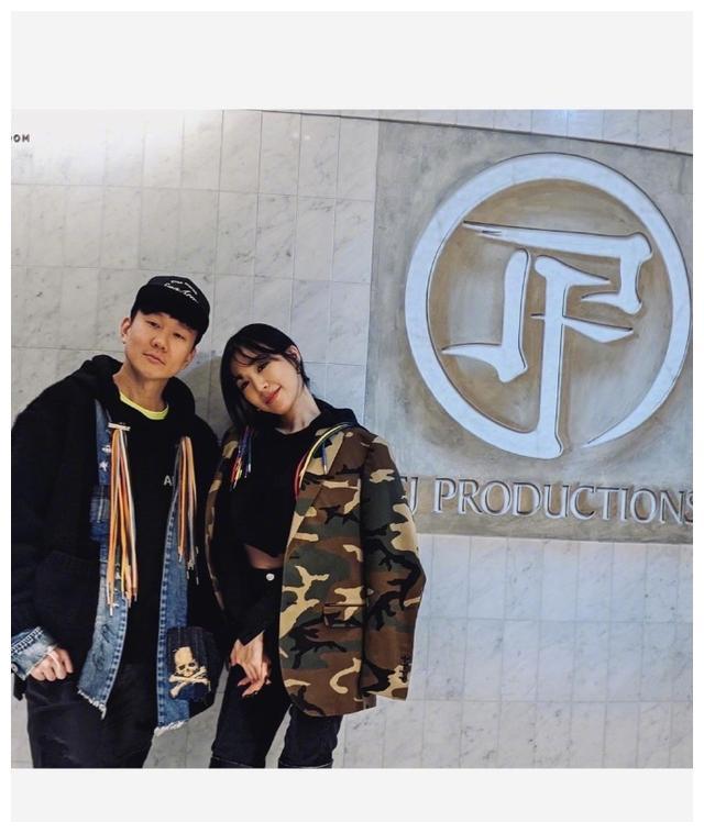 林俊杰与少女时代Tiffany同框 网友期待两人新合作