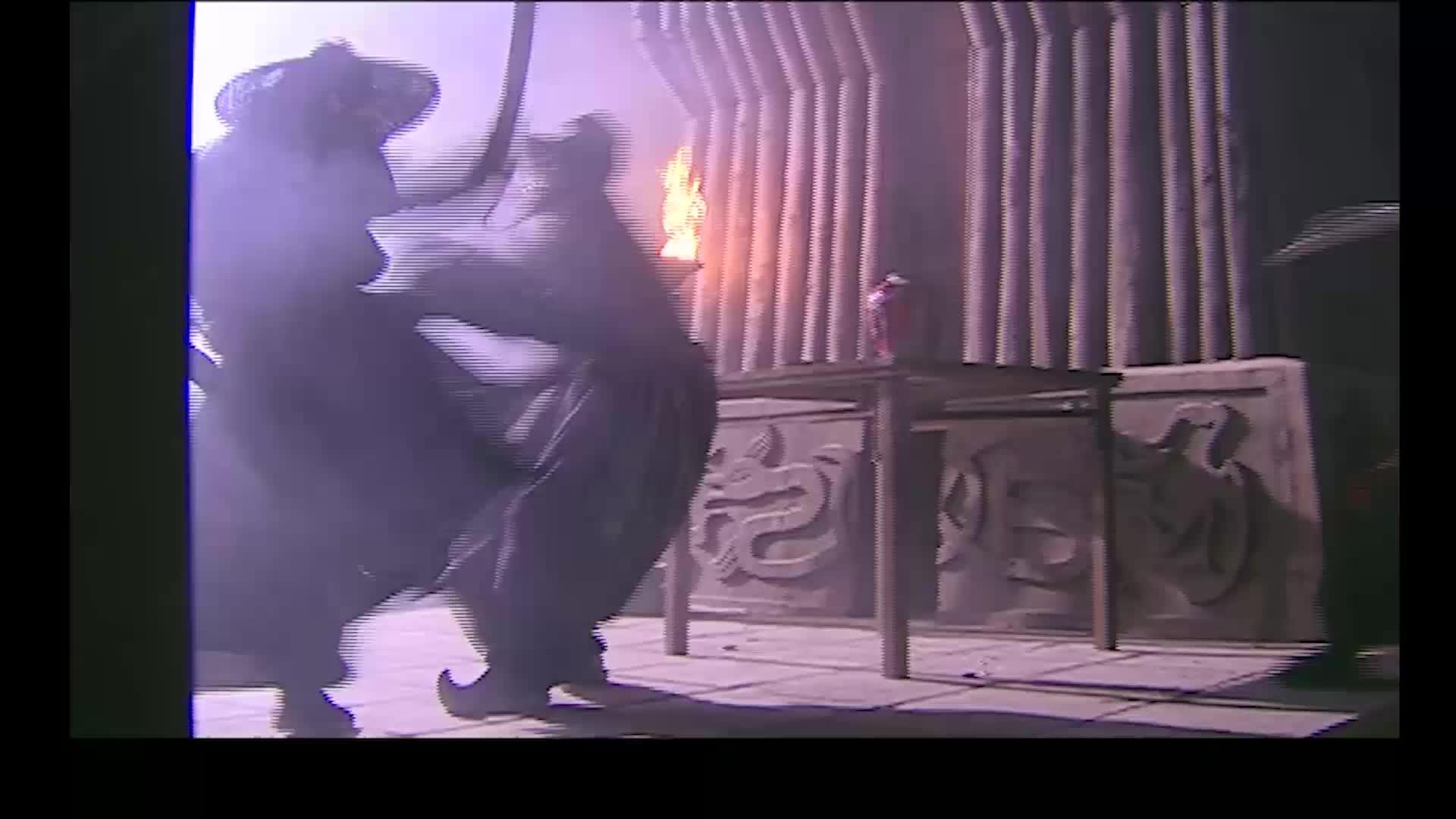 皇上让洪渊劫狱去救锦娘,让杨荣解围忘归楼,对锦娘真的好
