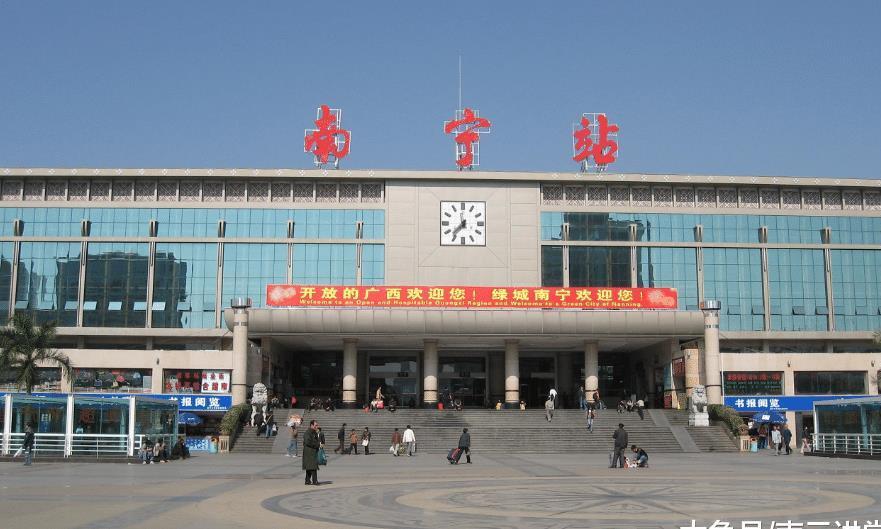 全国前50强城市,广西自治区,为何只有1个城市能入围?