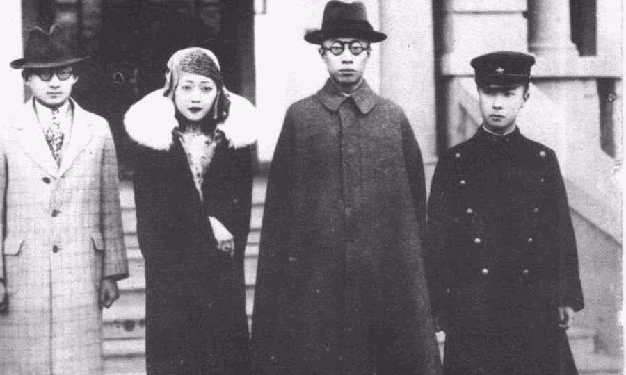 溥仪唯一堂弟,出身清朝皇室,如今因火车票发怒,称享有特权