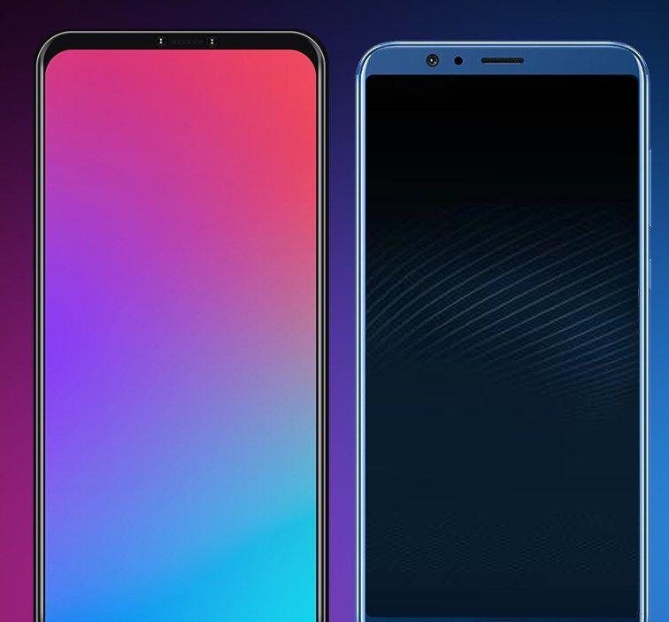 齐刘海,概念版HTC U12,对比荣耀V10