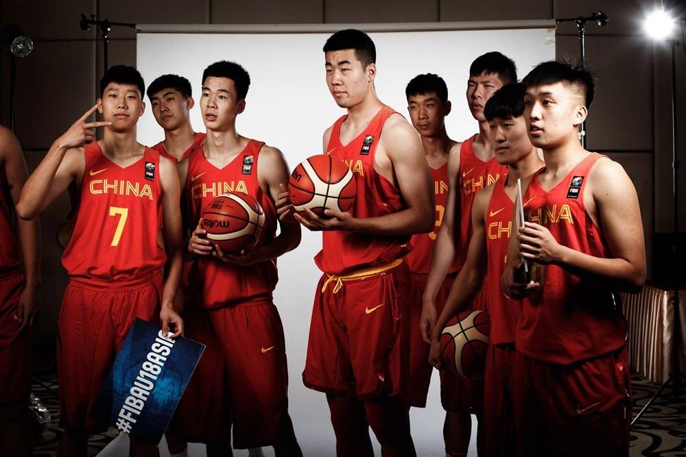 中国篮球未来的希望!也不知道能不能帮助男篮走出低谷!