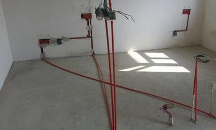 水电改造时所用的穿线管有什么用?电线不能直接埋墙,原因有三