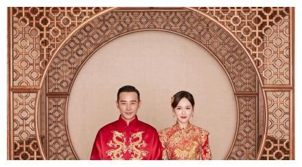 中式婚纱照成为娱乐圈结婚的标配,唐嫣,刘诗诗,陈妍希,好美