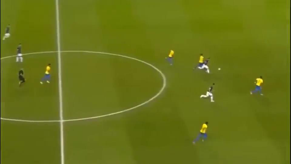 球王梅西突破造点破门+一条龙,阿根廷成功复仇巴西!