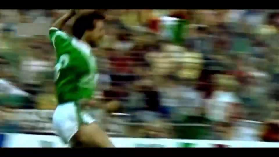 欧洲杯12大进球,当他停球的一瞬间,全场球迷窒息!