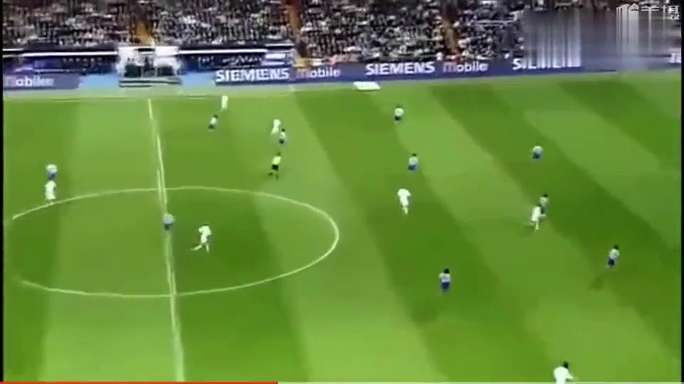 外星人罗纳尔多七秒连过四人将球踢进,这球什么水平