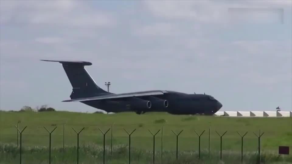 印度伊尔78MKI空中加油机被强行改装成运输机