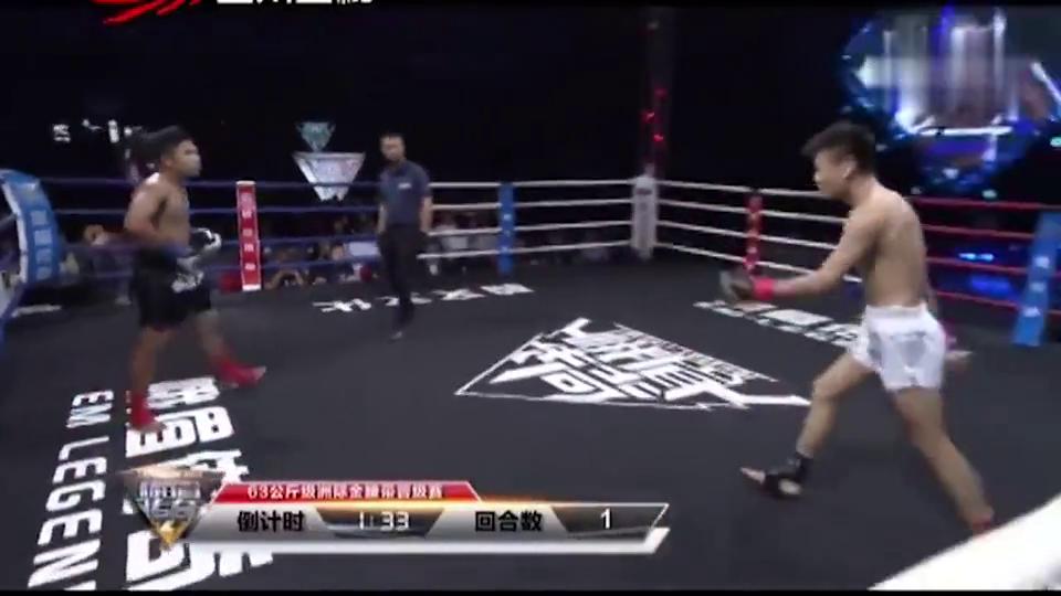 日本拳手叫嚣在中国干掉邹市明结果自己被干掉了
