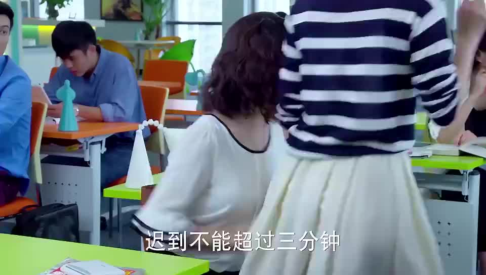 翻译官乔菲用双关语调侃家阳笨怎料家阳背后出现好尴尬