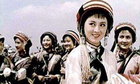 云南阿着地方有个彝族姑娘名叫阿诗玛