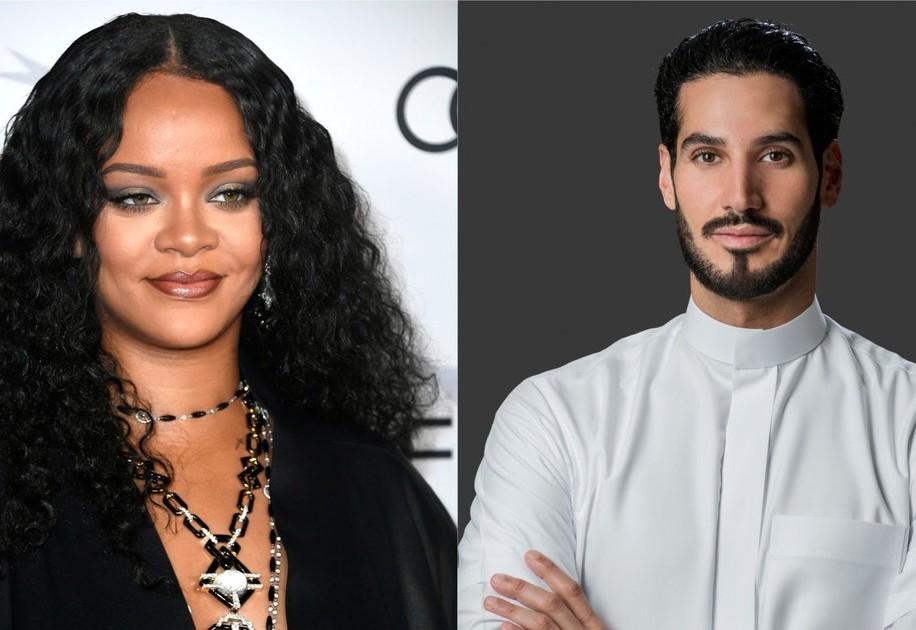 Rihanna与亿万男友Hassan Jameel分手!粉丝欢呼新专辑在望!