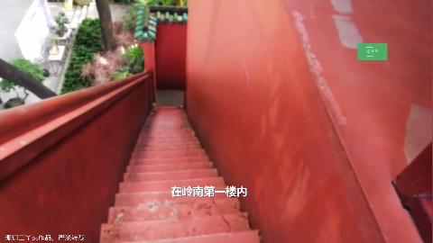 """广东现存最大古代青铜钟,五吨重量曾用""""小葛滕""""挂,现能看到?"""