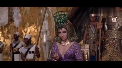 埃及艳后真强势,这时候了还和屋大维对着干,不愧是绝世妖后
