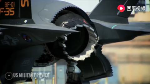 显示了其疯狂的能力-下降的炸弹垂直起飞和着陆