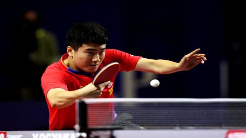 亚洲乒乓球锦标赛开赛!中国男团女团分别战胜对手 挺进四强