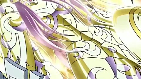 圣斗士星矢神VS神 雅典娜披上自己的神圣衣对战冥王哈迪斯