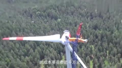 建造一台风力发电机要1千万元,真的能通过发电赚回本钱吗?