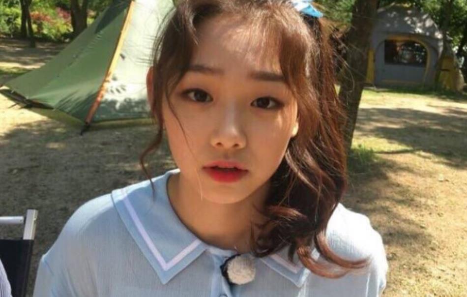 101韩国爱豆康美娜绝食减肥,每天只喝水就能活,体重仅80斤