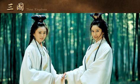 历史上最著名的双生姐妹花,烟花易冷
