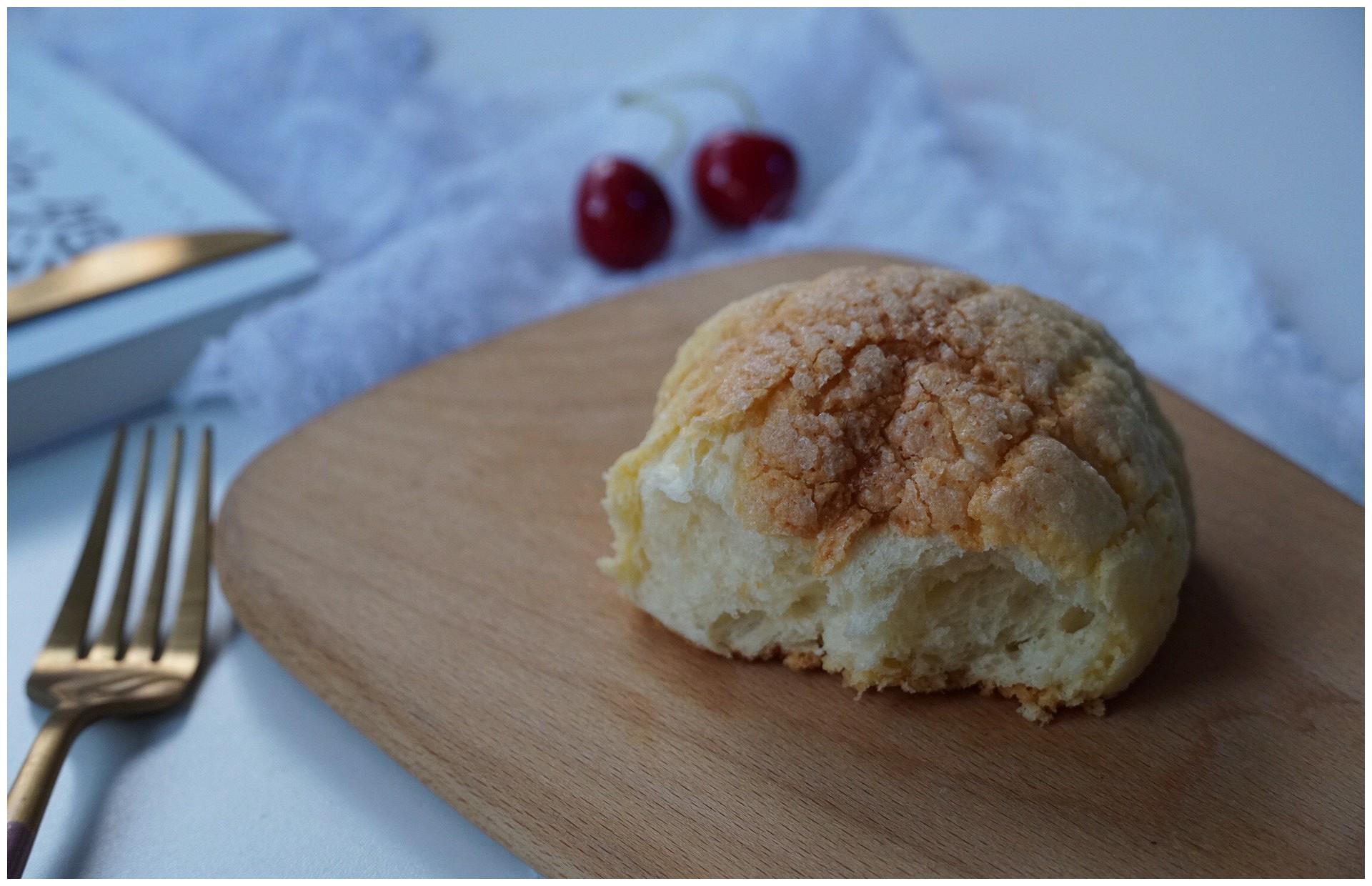 憋在家里吃什么自制酥皮菠萝包,再也不用到面包店买了!