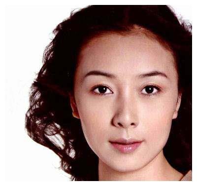 潘晓莉曾经是湖南省花鼓戏剧团当家花旦