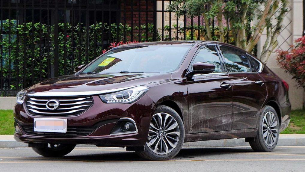 传祺-传祺GA6,整车观感十分大气优雅,多重设计彰显个性