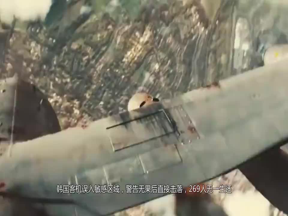 韩国客机误入敏感区域警告无果后直接击落269人无一生还