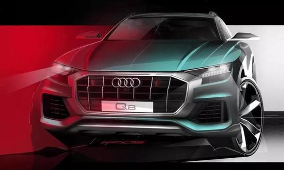 奥迪全新旗舰车型6天后预售,与Urus同平台,比X6便宜能大卖吗?