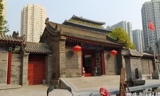 西安1300年的唐代寺院,隐藏在城墙东门之外,80%的本地人不知道