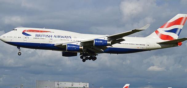 """航空美学的极致体现:被誉为""""空中女王""""的波音747"""
