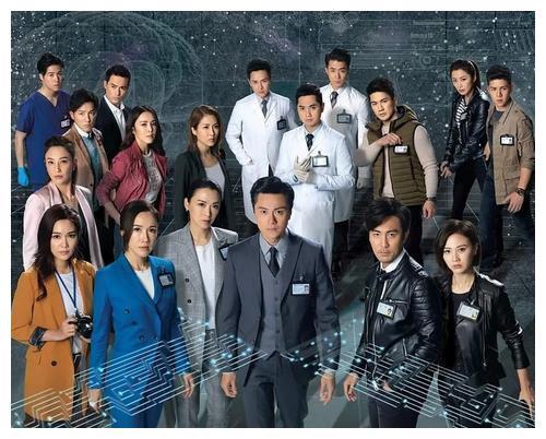 TVB《法证先锋4》收视理想 星二代被指时胖时瘦不连戏