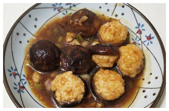 香菇和它一起酿,高蛋白低脂肪还补钙,小孩吃了精力充沛一整天