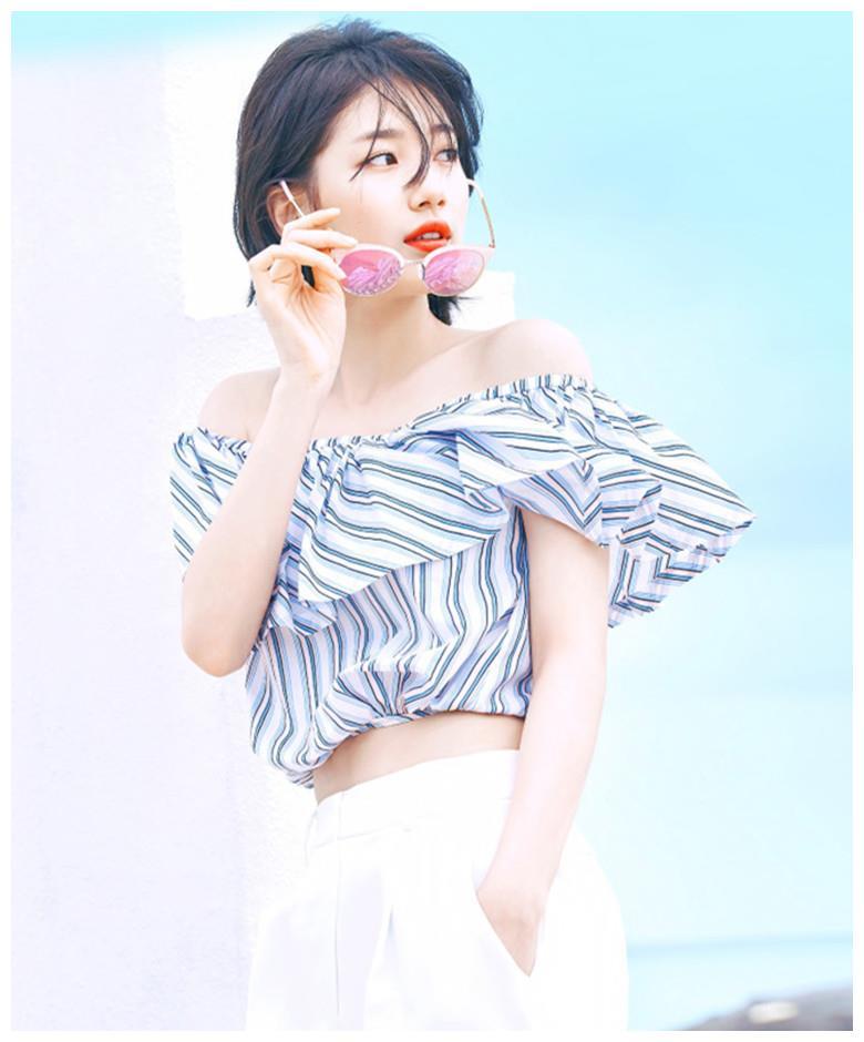 国民初恋裴秀智最美的几张照片,最后一张古装照美的就像仙女!