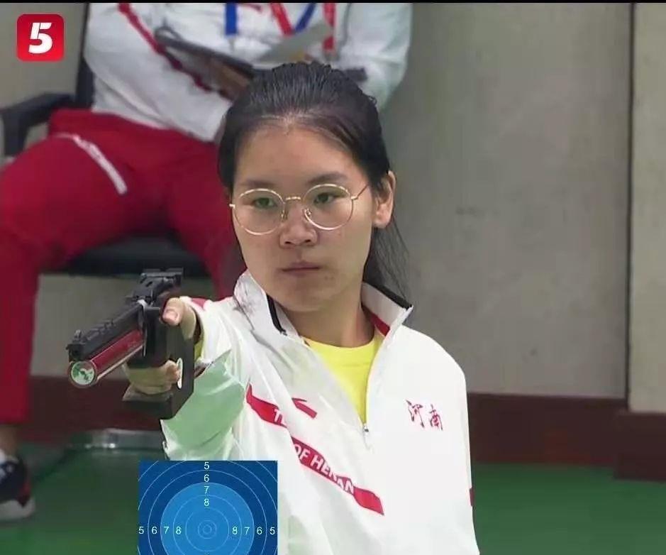 三门峡又出一冠军!这女孩在全国运动会上夺冠