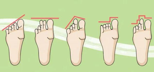 测试:选择你脚趾的类型,揭示你的性格
