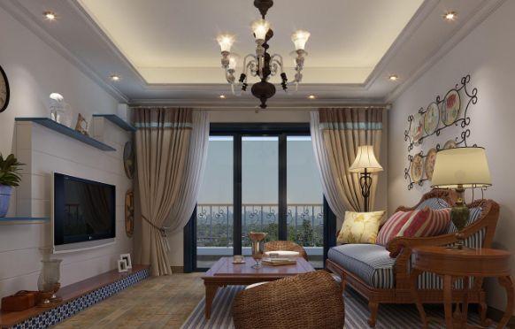 华丽风格彰显大气风范,虚实结合的艺术,让家更显温馨