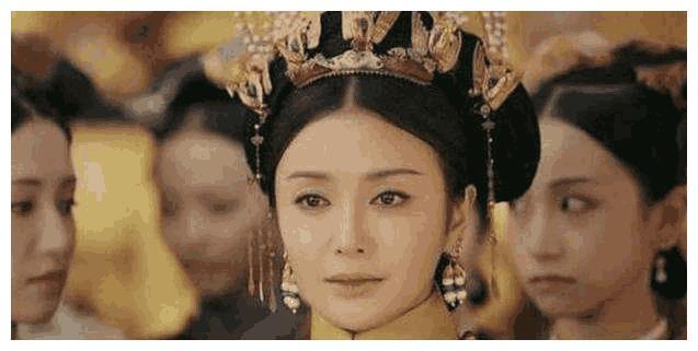 秦岚因为《延禧攻略》大火, 多谢黄晓明当年的分手之恩!