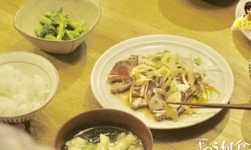 米菲食谱:日剧《昨日的美食》菜谱复刻