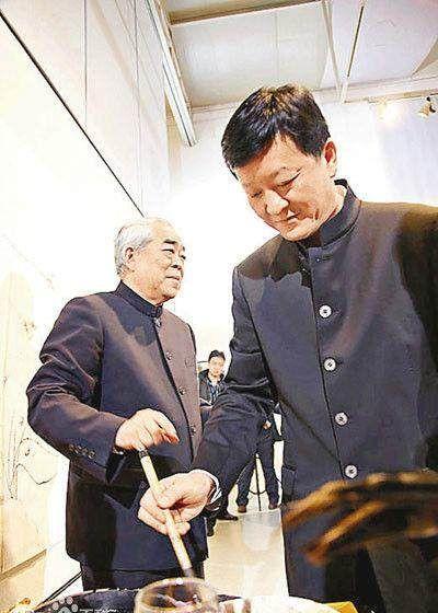 范曾之子,刘继卣的徒弟——范一夫的山水画作品,您给打多少分?