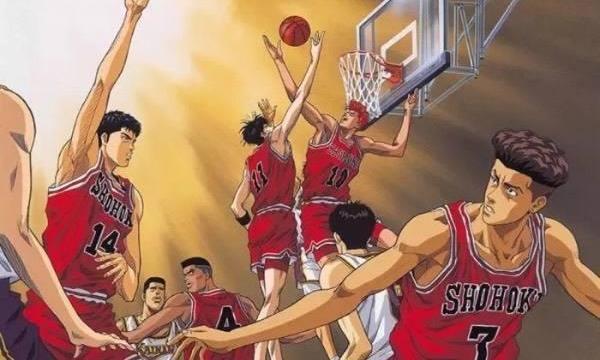 教练我要打篮球!日本体育与动漫之间的相互影响