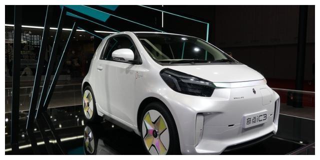 基于丰田eQ打造,奇点iC3将于2021年第一季度上市