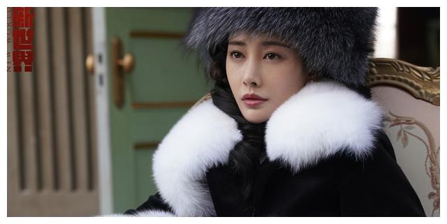 李纯灵魂演绎《新世界》柳如丝 婀娜妩媚的她成功圈粉