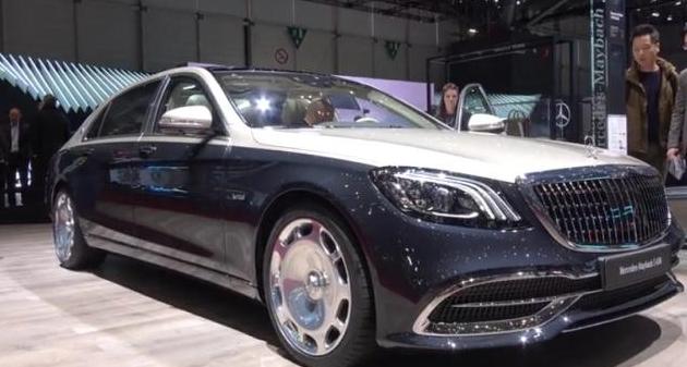 加双色车漆就要价12万,中国加价第一神车,内饰奢华超劳斯莱斯
