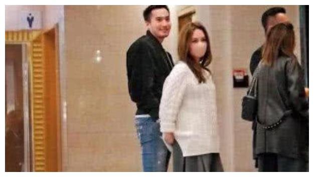 38岁阿娇现身近照曝光,身材大变样引猜测,疑似进入备孕状态!