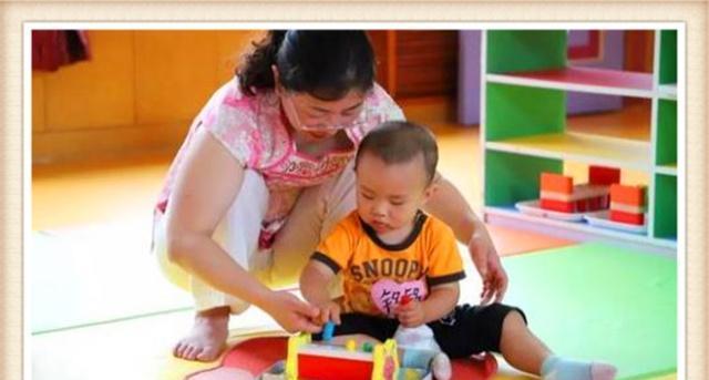 三岁之内的小孩儿早教,这几点要注重,帮助发育更有效