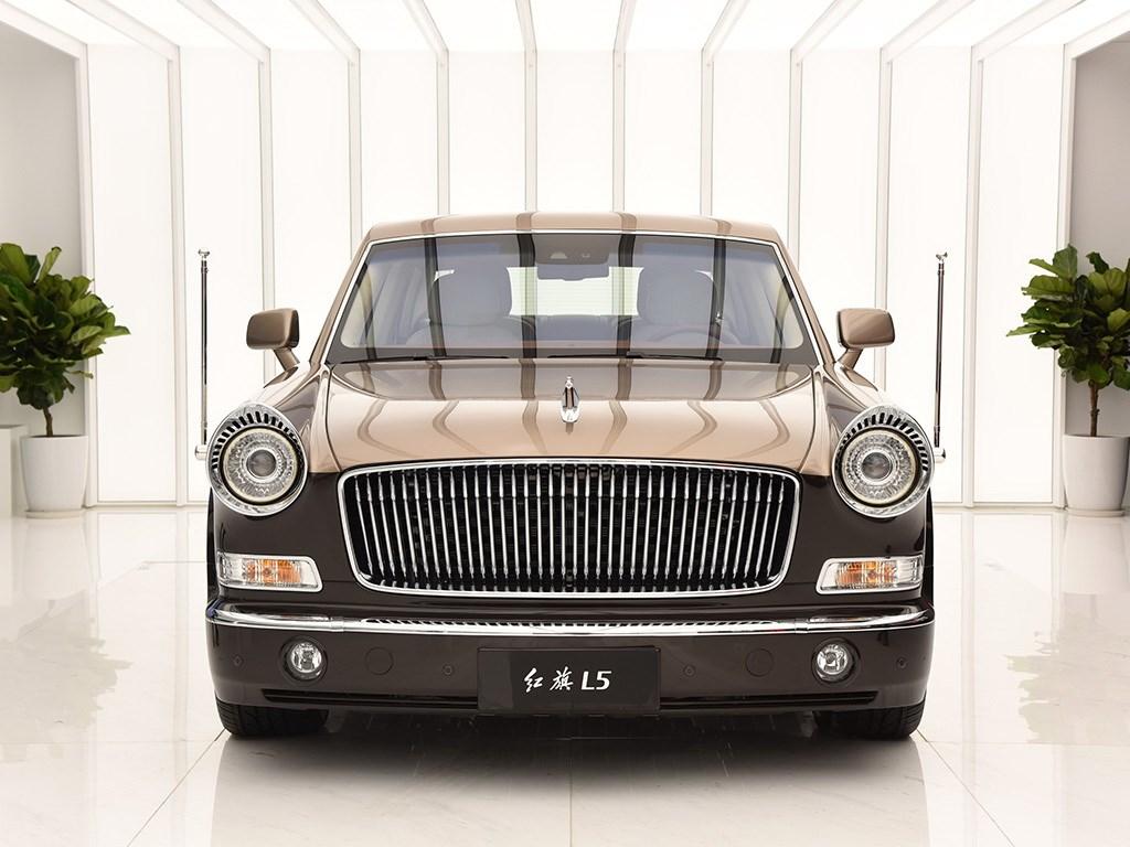 中国版的劳斯莱斯!车长超5米,6.0L+V12缸发动机,还要啥迈巴赫