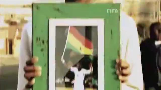 重温经典!2010年世界杯乌拉圭11加纳苏神上帝之手吉安失点