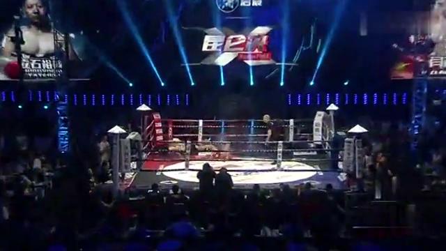 闫西波6秒KO日本选手创记录,中原飓风打掉对手5颗牙